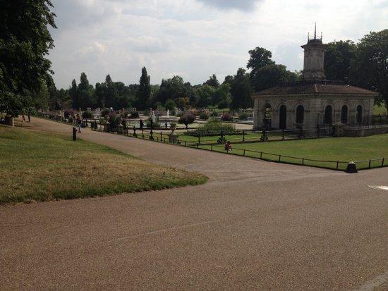 Londen_Kensington_Gardens-tuin