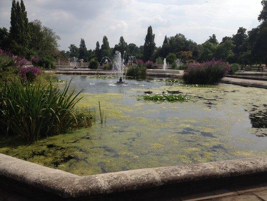 Londen_Kensington_Gardens