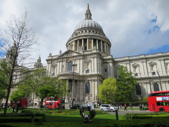 Londen_St_Pauls_cathedral