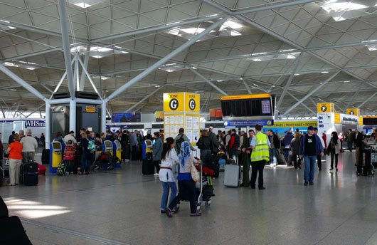 Londen_Stansted_Airport