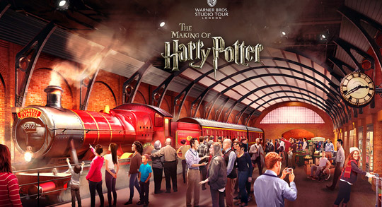 Londen_harry-potter-studio-tour