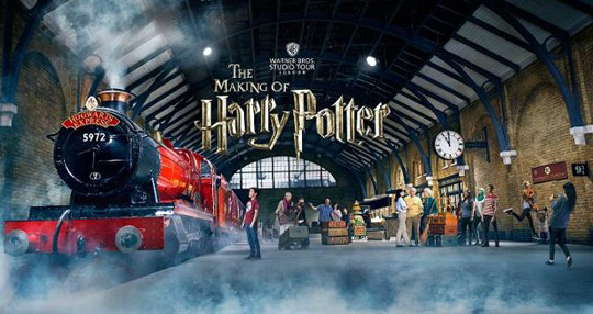 Londen_warner-bros-studio-tour
