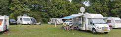 Canterbury camping