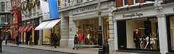 Bond Street voor 'the Rich and Famous'