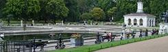 Parken en tuinen in Londen