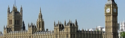 parlementsgebouw londen