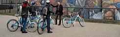 londen baja bikes tour